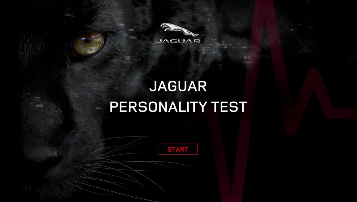 jaguar land rover touch screen application