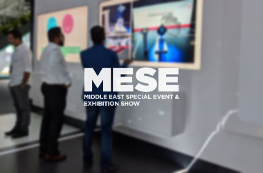 MESE Event Show – Gesture Based Game Gesture Technology, Touchless Technology reference image